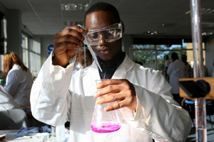 How to write a laboratory