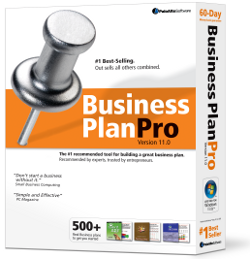 Business Plan Pro Box.
