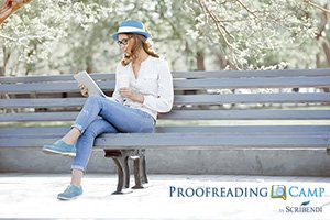Online proofreading course
