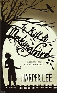 "The cover of Harper Lee's ""To Kill a Mockingbird."""
