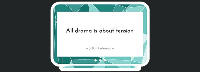 Julian Fellowes Quote