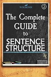 Sentence Structure Ebook