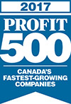 Scribendi earns a spot on the PROFIT 500 list in 2017.