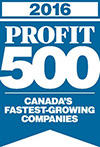 Scribendi earns a spot on the PROFIT 500 list in 2016.