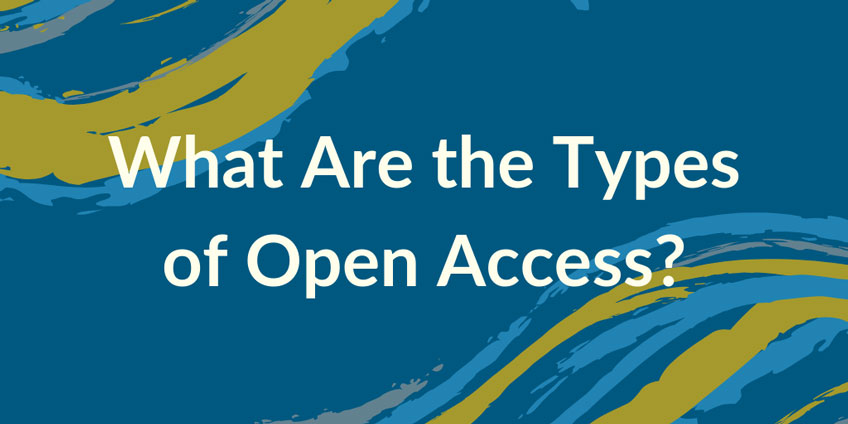 What Are the Types of Open Access?