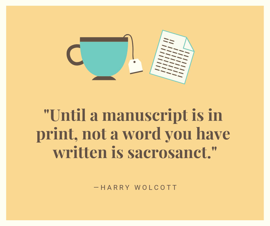 Harry Wolcott Quote