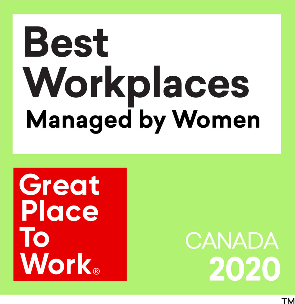 Best Workplaces Managed by Women 2020
