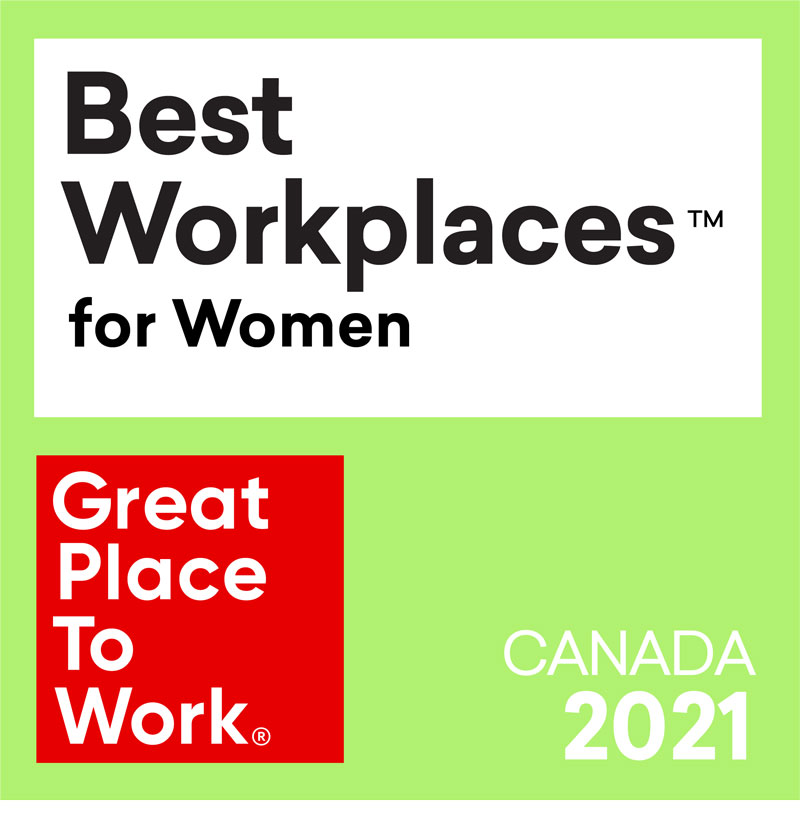 Best Workplaces™ for Women 2021