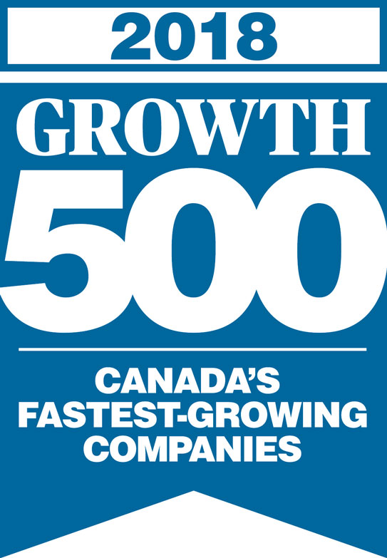 GROWTH 500 Logo 2018