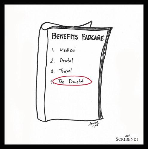 Benefit Of The Doubt Deutsch