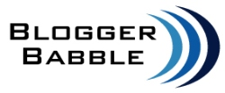Blogger Babble Logo