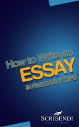 Scribendi.com launched How to Write an Essay in Five Easy Steps.
