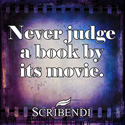 The book vs. film conundrum!
