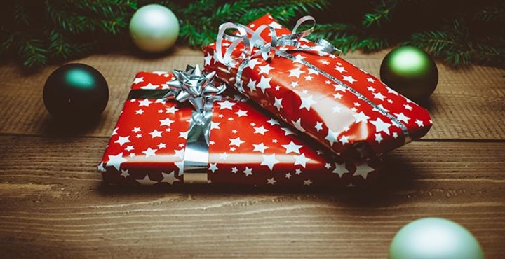 Festive Grammar: There's No Gift like the Present Tense