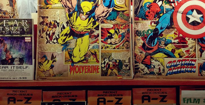5 Reasons to Start Reading Comic Books