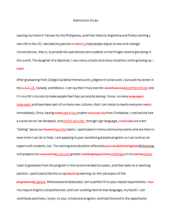 Example of persuasive language analysis essay