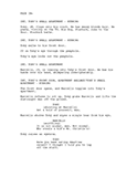 Script Editing (Before)